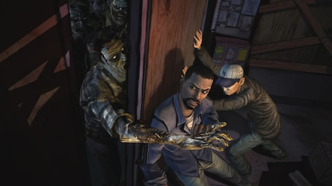 The Walking Dead: The Complete First Season PSN Key PS4 NORTH AMERICA