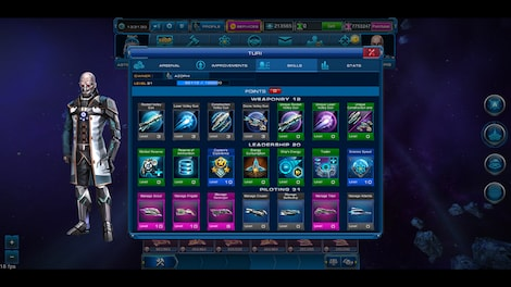 Astro Lords: Oort Cloud - Tactical Builder GLOBAL Key - screenshot - 10