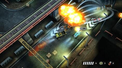 Death Rally Steam Key GLOBAL - gameplay - 3
