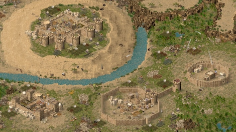 Stronghold Crusader HD Steam Key GLOBAL