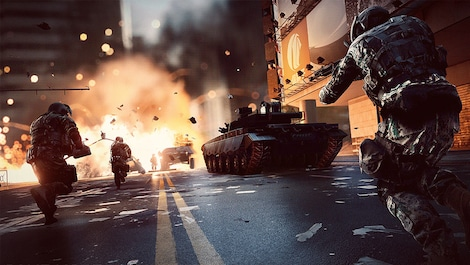 Battlefield 4 (ENGLISH ONLY) Origin Key PC GLOBAL - gameplay - 8