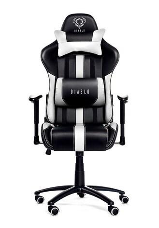 DIABLO X-PLAYER Gaming Chair Black & white