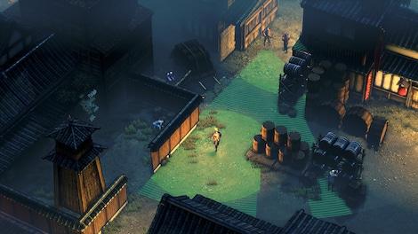 Shadow Tactics: Blades of the Shogun Steam Key GLOBAL - gameplay - 3