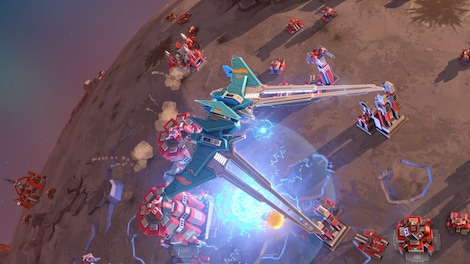 Planetary Annihilation: TITANS Steam Key GLOBAL - gameplay - 4
