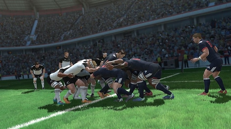 RUGBY 18 XBOX LIVE Key XBOX ONE GLOBAL - gameplay - 7
