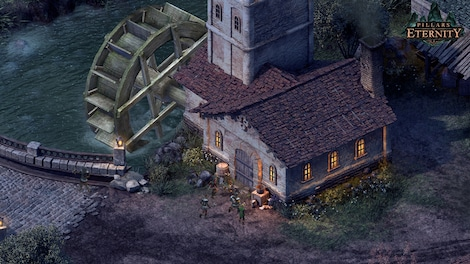 Pillars of Eternity Steam Key GLOBAL - G2A COM