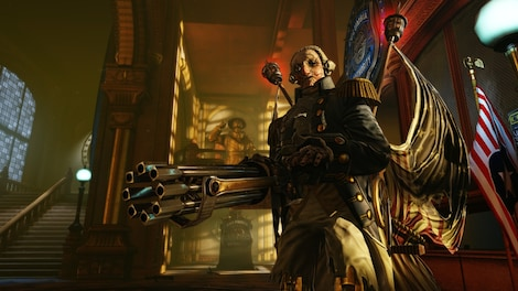 BioShock: The Collection Steam Key GLOBAL - gameplay - 3