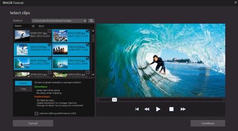 MAGIX Fastcut GLOBAL Key - zrzut ekranu - 2