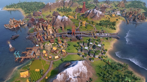 Sid Meier's Civilization VI: Gathering Storm Steam Key RU/CIS - screenshot - 5