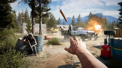 Far Cry 5 Uplay Key EUROPE - gameplay - 14