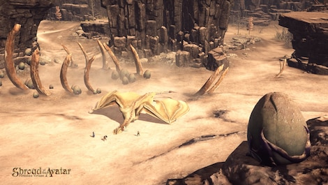 Shroud of the Avatar: Forsaken Virtues Steam Key GLOBAL - gameplay - 16