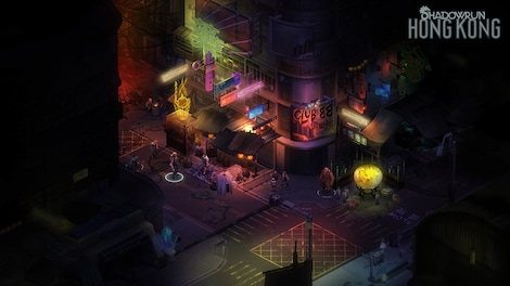 Shadowrun: Hong Kong - Extended Edition Steam Key GLOBAL - gameplay - 1