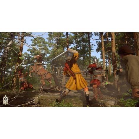 Kingdom Come: Deliverance Steam Key RU/CIS - gameplay - 6
