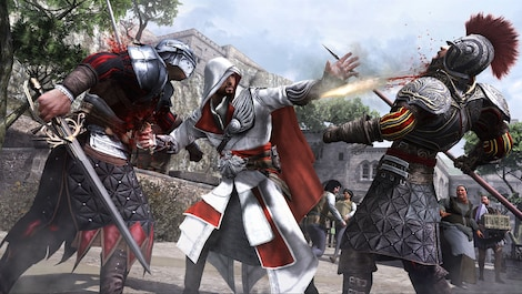 Assassin's Creed: Brotherhood - Deluxe Edition Uplay Key GLOBAL - gameplay - 8