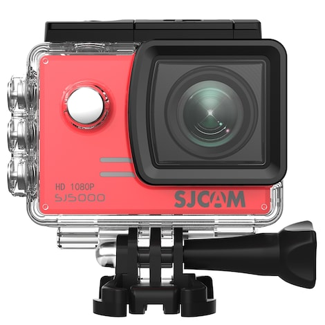 SJCAM SJ5000 Action Camera 14MP 1080p Ultra HD Waterproof Underwater Camera Camcorder Red