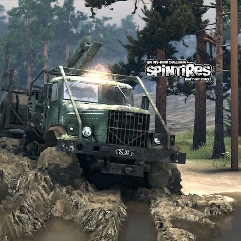 Spintires Steam Key GLOBAL - gameplay - 14