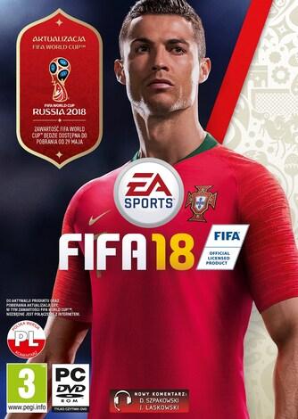 FIFA 18 WORLD CUP RUSSIA PL Origin