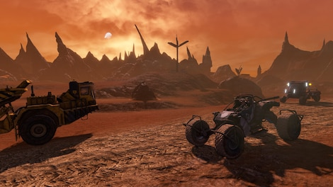 Red Faction Guerrilla Re-Mars-tered Steam Key GLOBAL - rozgrywka - 4