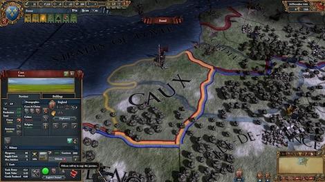Europa Universalis IV: Art of War Key Steam GLOBAL - képernyőkép - 9