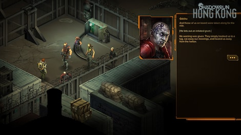 Shadowrun: Hong Kong - Extended Edition Steam Key GLOBAL - gameplay - 3