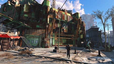 Fallout 4: Game of the Year Edition Steam Key PC GLOBAL - gameplay - 14