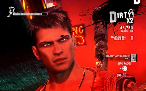 DmC: Devil May Cry Steam Key GLOBAL - gameplay - 12
