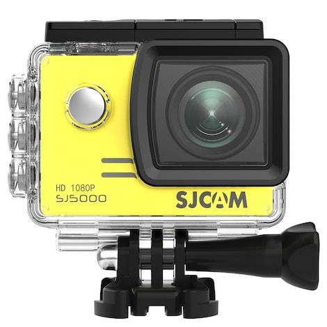 SJCAM SJ5000 Action Camera 14MP 1080p Ultra HD Waterproof Underwater Camera Camcorder Yellow