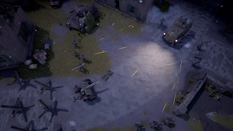 Foxhole Steam Key GLOBAL - gameplay - 2