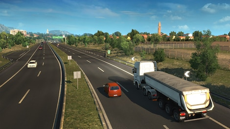 Euro Truck Simulator 2 - Italia Key Steam PC GLOBAL - screenshot - 3