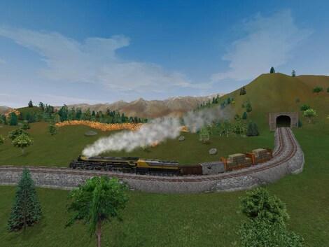 Railroad Tycoon 3 Steam Key GLOBAL - gameplay - 3