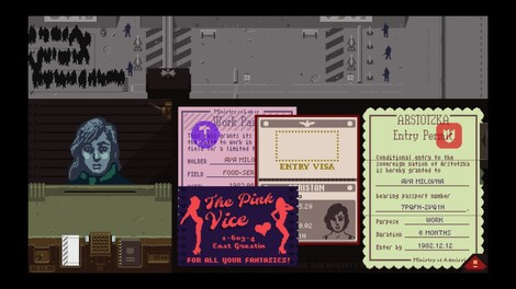 Papers, Please Steam Key GLOBAL - gameplay - 20
