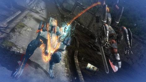 Metal Gear Rising: Revengeance Steam Key EUROPE - gameplay - 19