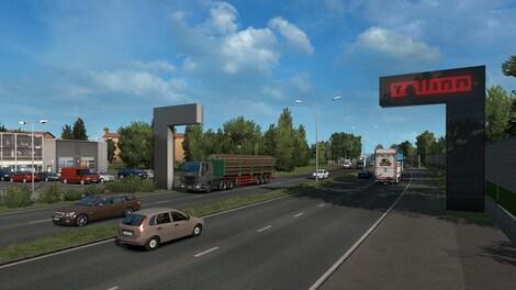 Euro Truck Simulator 2 - Beyond the Baltic Sea Steam Key GLOBAL - screenshot - 5