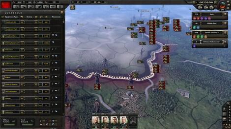 Hearts of Iron IV: Cadet Edition Steam Key GLOBAL - rozgrywka - 4