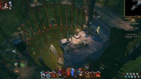 The Incredible Adventures of Van Helsing III Steam Key GLOBAL - gameplay - 3