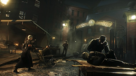 Vampyr Steam Key GLOBAL - Gameplay - 5