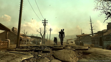 Fallout 3 XBOX LIVE Key XBOX ONE NORTH AMERICA - gameplay - 16