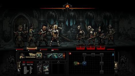 Darkest Dungeon Steam Key GLOBAL - gameplay - 20