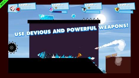 SpeedRunners Steam Key GLOBAL - gameplay - 9