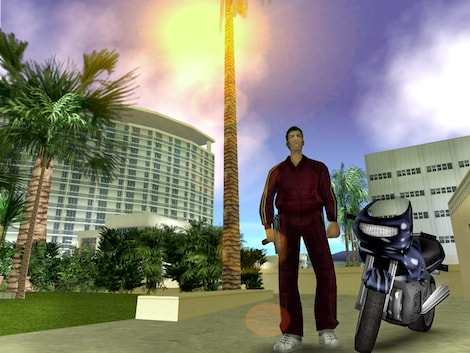 Grand Theft Auto: Vice City Steam Key GLOBAL - gameplay - 6