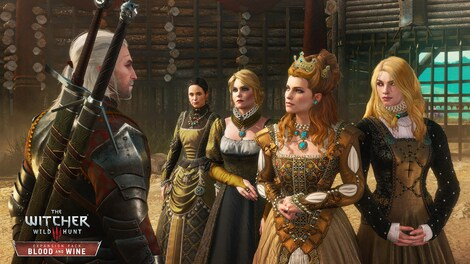 The Witcher 3: Wild Hunt - Blood and Wine Key Steam GLOBAL - screenshot - 8