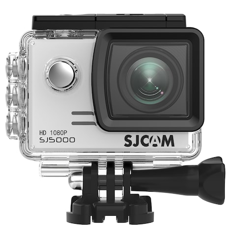 SJCAM SJ5000 Action Camera 14MP 1080p Ultra HD Waterproof Underwater Camera Camcorder Silver
