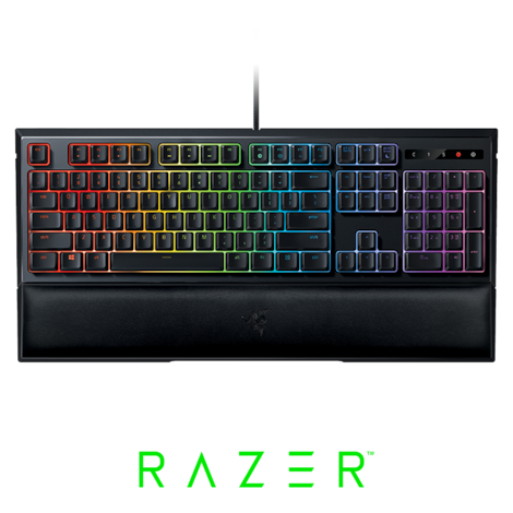 Razer Ornata Chroma Black