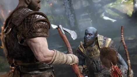 God of War Digital Deluxe Edition PSN Key UNITED KINGDOM - gameplay - 9