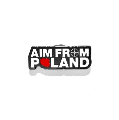 AIM FROM POLAND - PIN