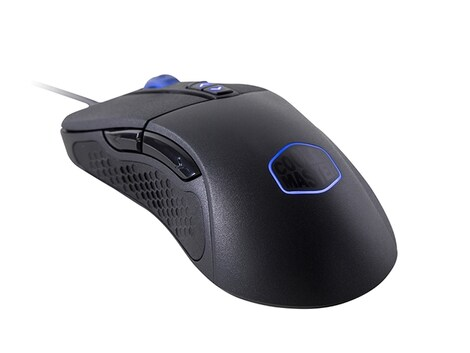 COOLER MASTERS  -  MM530 WIRED OPTICAL GAMING MOUSE