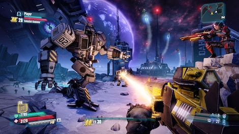Borderlands: The Pre-Sequel Steam GLOBAL - gameplay - 4