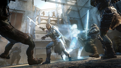 Middle-earth: Shadow of Mordor Game of the Year Edition PSN Key PS4 NORTH AMERICA - gameplay - 6