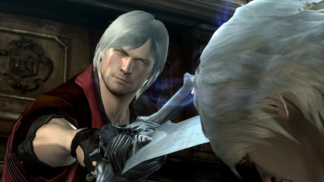 Devil May Cry 4 Special Edition Steam Key GLOBAL - gameplay - 1