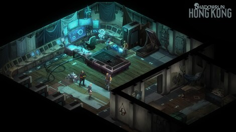 Shadowrun: Hong Kong - Extended Edition Steam Key GLOBAL - gameplay - 10